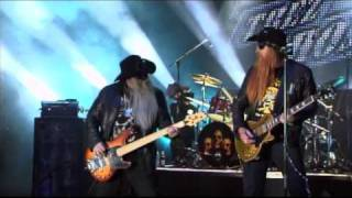 "TREZ HOMBREZ - The Official ZZ TOP Tribute Band - ""Cheap Sunglasses"""