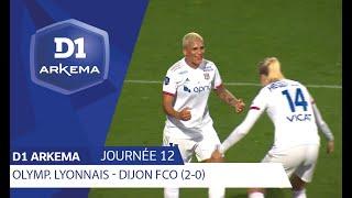 J12 : Olympique Lyonnais - Dijon FCO (2-0) / D1 Arkema 2019/2020