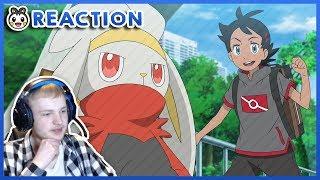 Raboot  - (Pokémon) - Go's Scorbunny Evolves Into Raboot!   Pokemon 2019 Episode 17 Reaction & Review