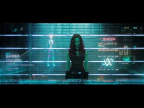 Guardians of the Galaxy (Character Featurette 'Gamora')