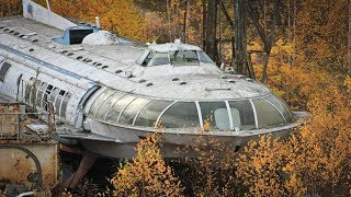 This River Rocket Was Once the Pride of Soviet Waterways, But Now It's Rusting in Peace | Kholo.pk