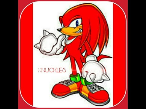 SONIC 1:MODO (KNUCKLES) - PARTE 1
