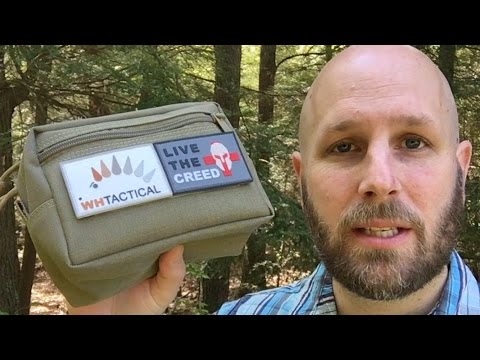 Get Home Alive First Aid Kit (FAK) from Wild Hedgehog Tactical: Bug Out Bag, Backpacking