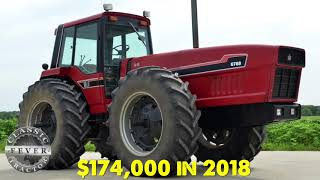 History Of The International Harvester 6788 - 2 + 2 Tractor