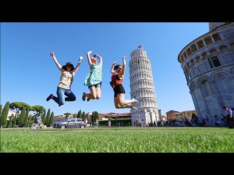 Study Abroad with VIU (Italy) - Part 5