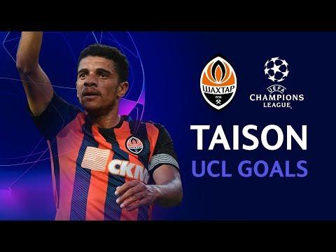Манчестер Юнайтед и Наполи. Как Тайсон забивал за Шахтер в Лиге чемпионов
