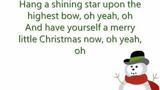 Have Yourself a Merry Little Christmas - Christina Aguilera