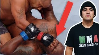 TOP 6 DANIEL CORMIER VS DERRICK LEWIS MOMENTS
