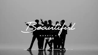 MONSTA X - Beautiful - Japanese ver.