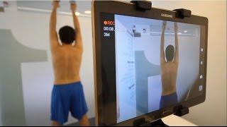 Reconocimiento médico con tecnología Nuubo y Spartanova - Centro Rehabilitación Club Deportivo Viña Fitness