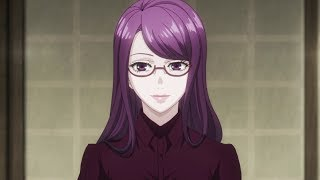 The Tragedy Of Rize Kamishiro (Tokyo Ghoul Re)