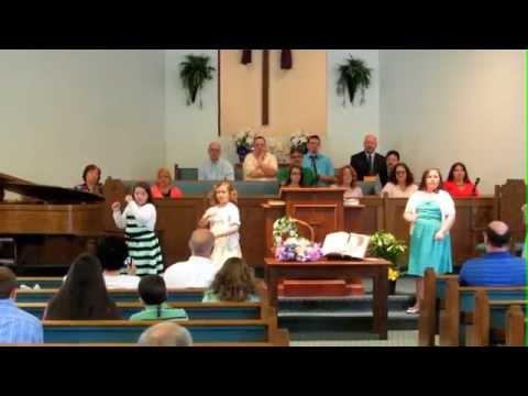 2015 Calvary Baptist Church Easter Cantata