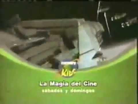 La Mágia del Cine / Movie Magic - Comercial (Discovery Kids Latinoamerica) 2002