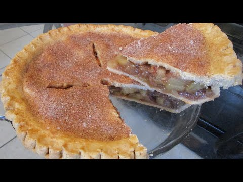 How to make a Apple Pie from scratch