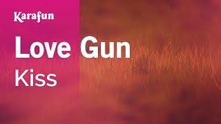 Karaoke Love Gun   Kiss *