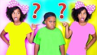 Shasha Becomes The CLUE MASTER! - Shiloh and Shasha - Onyx Kids