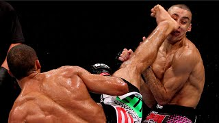 Every Wheel Kick Finish in UFC History