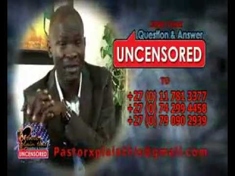 Pastor Sule Emmanuel specially endorses the inspirational TV show: PastorXplainThis