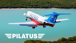 The First RFDS Medevac PC-24 Arrives in Australia