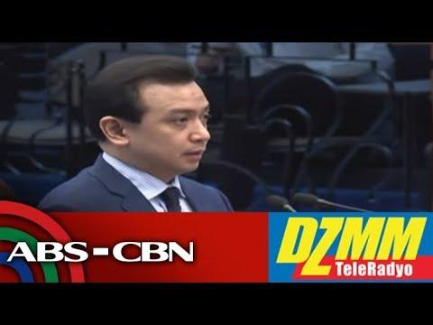 [ABS-CBN]  DZMM TeleRadyo: PNP-CIDG, nakabantay sa Makati RTC 148