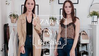 ZARA & Berhska Haul | Try On 2019