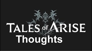 My thoughts on the Tales of Arise announcement trailer
