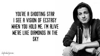 Charlie Puth - Diamonds (Lyrics)