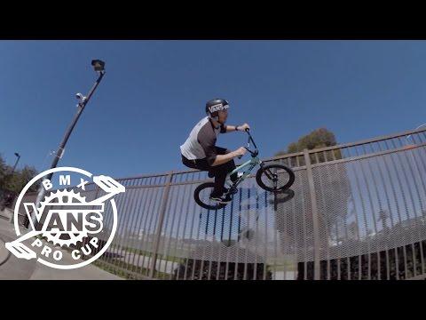 2017 Vans BMX Pro Cup: Gary Young - Rider Profile | BMX Pro Cup | VANS