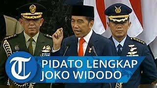 Pidato Lengkap Joko Widodo seusai Dilantik Menjadi Presiden 2019-2024