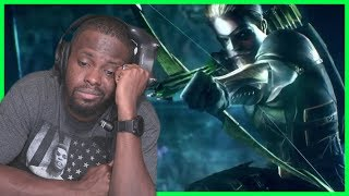 TAKING MY TALENTS ONLINE! - Injustice 2 Green Arrow Gameplay (Injustice 2 Online Ranked Match)