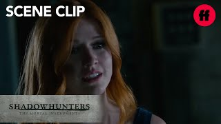 Shadowhunters | Season 1, Episode 7: Clary Grabs The Cup