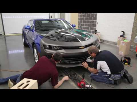 3M™ Wrap Film Series 1080 Installation Time Lapse