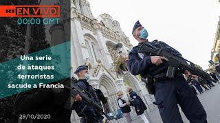 ATAQUES DE ISLAMISTAS RADICALES CONTRA POBLACIÓN FRANCESA
