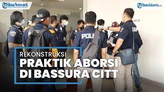 Polisi Ungkap Praktik Aborsi di Apartemen Bassura City, Sebulan 10 Janin Digugurkan