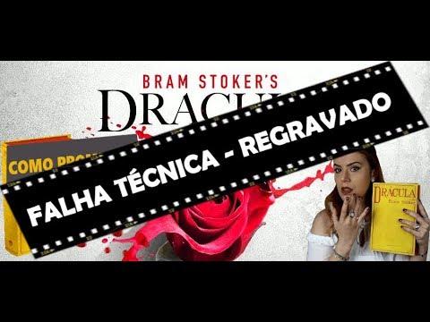 ERREI SIM REGRAVEI SIM! - DRÁCULA - BRAM STOKER - FIRST EDITION DARKSIDE
