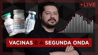 Live 23/11 - Vacinas e Segunda Onda da COVID-19