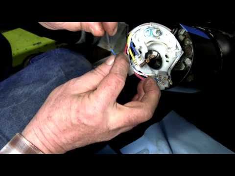 Turn Signal Cancelling Cam Replacement