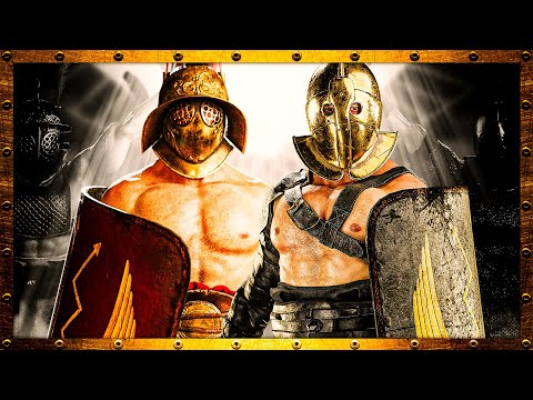 Documentary: The Gladiators of Ancient Rome Were So Cool