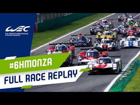WEC 第3戦 モンツァ6時間レース 2021 決勝レースのフル動画