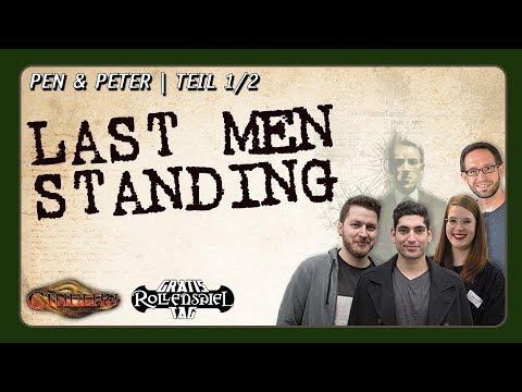 Pen and Peter (1/2): Rollenspiel mit Pegasus Spiele, mit Hauke, Gino, Julia, Peter und Karsten