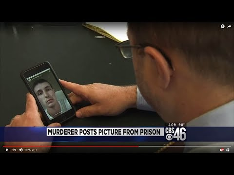 WGCL: Jeffrey Hazelwood posts selfie to Instagram from Prison