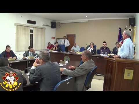 Tribuna Prefeito Ayres Scorsatto dia 14 de Fevereiro de 2017