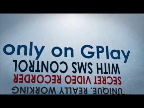 Video of SMS Rec Hi-Q Hidden Camera LT