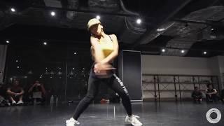 "$ayaka""Come Closer / WizKid ft.Drake""@En Dance Studio SHIBUYA"