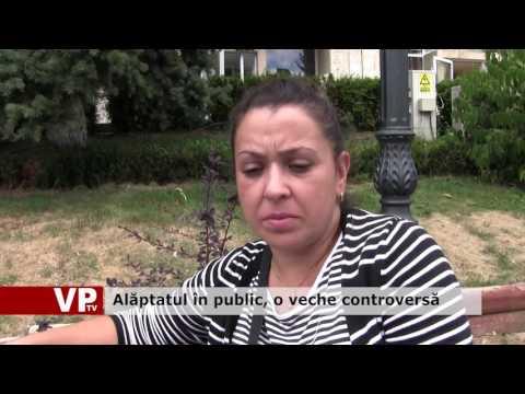 Alăptatul în public, o veche controversă