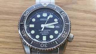 Seiko MarineMaster Review - Here's Why This Is The Best Seiko Diver