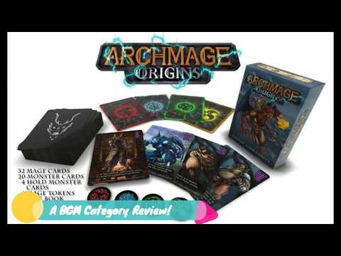 BGM REVIEW of Archmage Origins