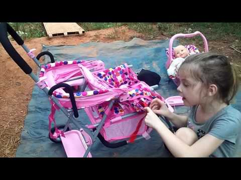 Pink Joovy Travel System Review (By Anna)
