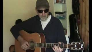 Jim Bruce Blues Guitar - New Orleans (Original Song)