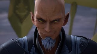 Kingdom Hearts III - Final Boss: Xehanort No Damage + Ending & Secret Ending (Proud Mode)